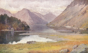 A Heaton Cooper - Wastwater