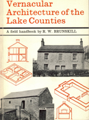 Brunskill - Vernacular Architecture of the Lake Counties - ISBN 0571094597