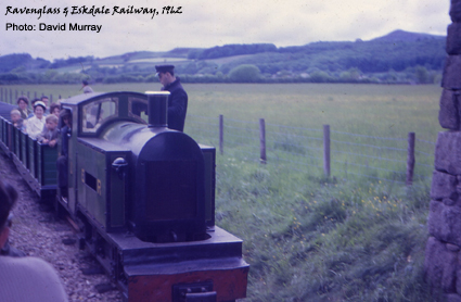 Ratty of Ravenglass Railway