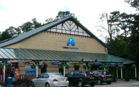 Freshwater Aquarium at Lakeside